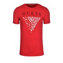 T-shirt GUESS M73I21J1300 Red