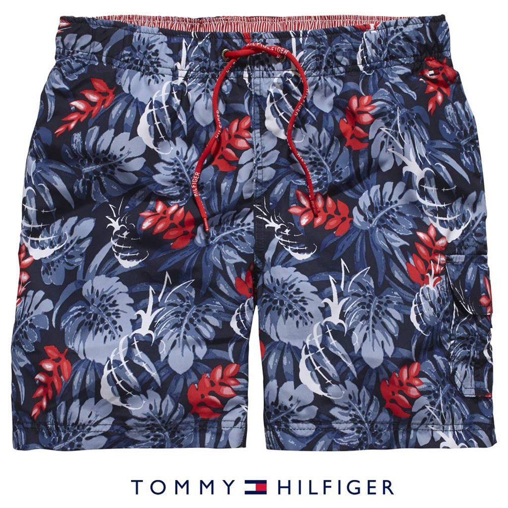 66ccaaee2ab50 Kąpielówki Tommy Hilfiger Mens