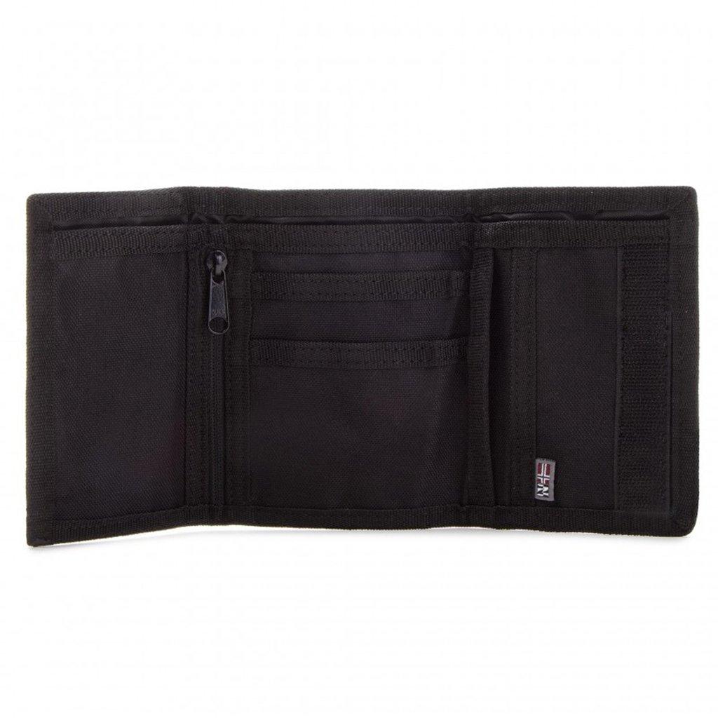 Portfel NAPAPIJRI Happy Wallet 1 N0YI0K Black 041