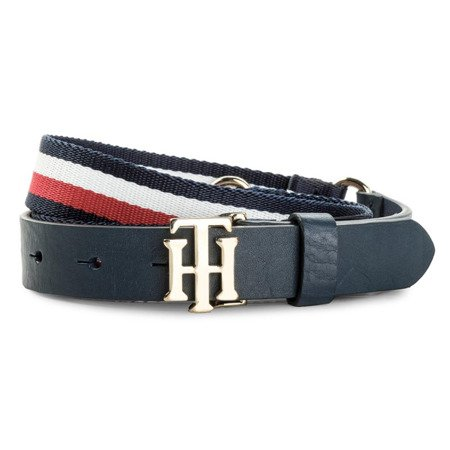 Pasek TOMMY HILFIGER Buckle Seasonal AW0AW05362