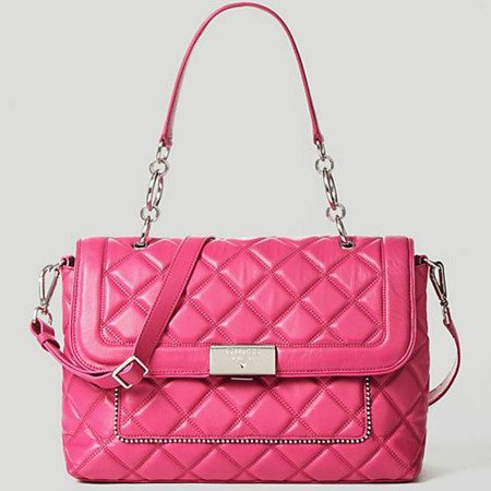 Torebka GUESS LUXE HWVENPL8419 PINK